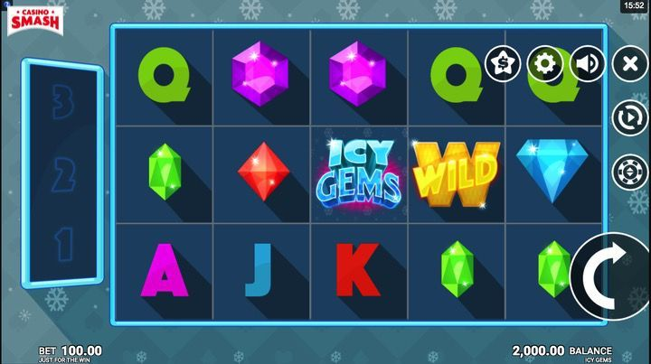 Icy Gems Slot Mobile India