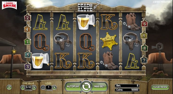 Dead or Alive Slot Mobile India