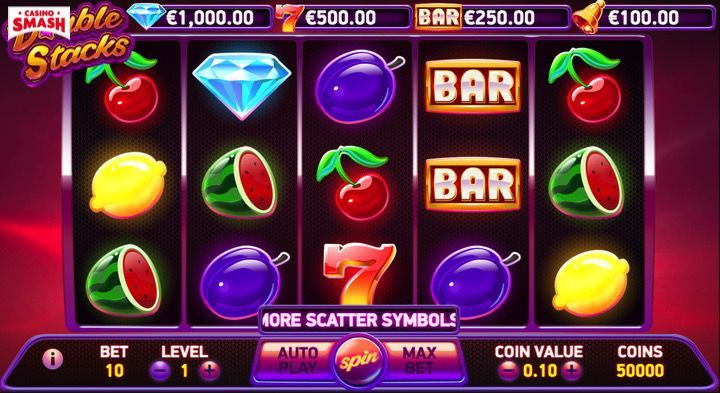 Double Stacks Slot Mobile India