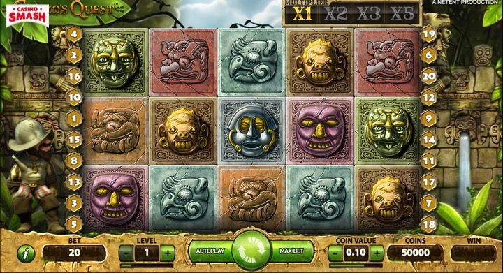 gonzo's Quest Slot Mobile India