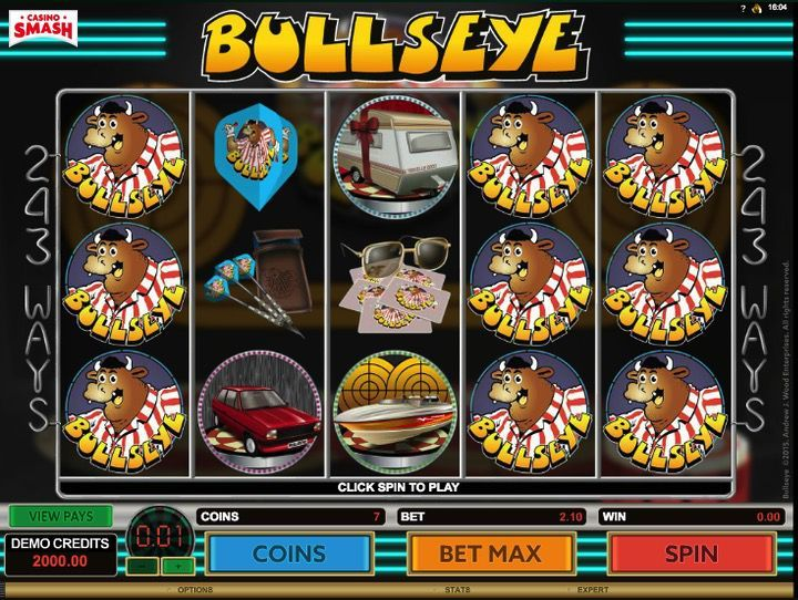 Bulls Eye Slot Mobile India
