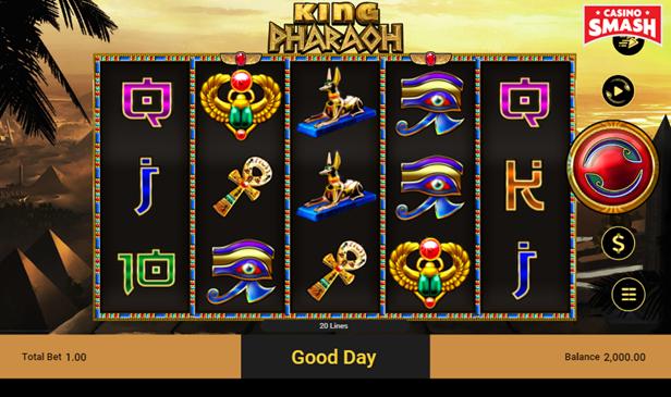 King Pharaoh Slot