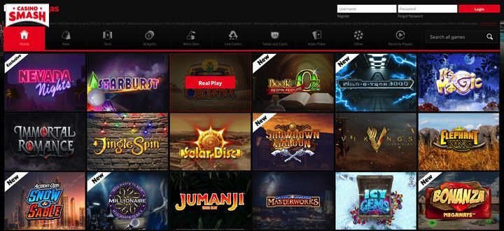 Betway Casino slots apps for android