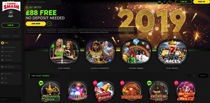 888Casino best free slots app