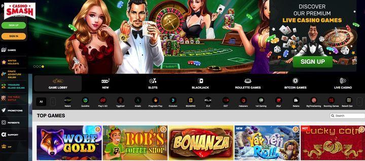 PlayAmo Casino best slot machine app