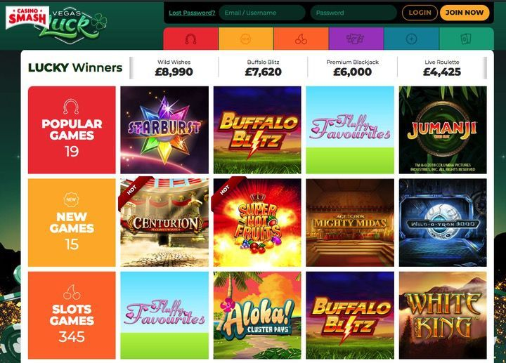 Vegas Luck Casino free android slot machine games