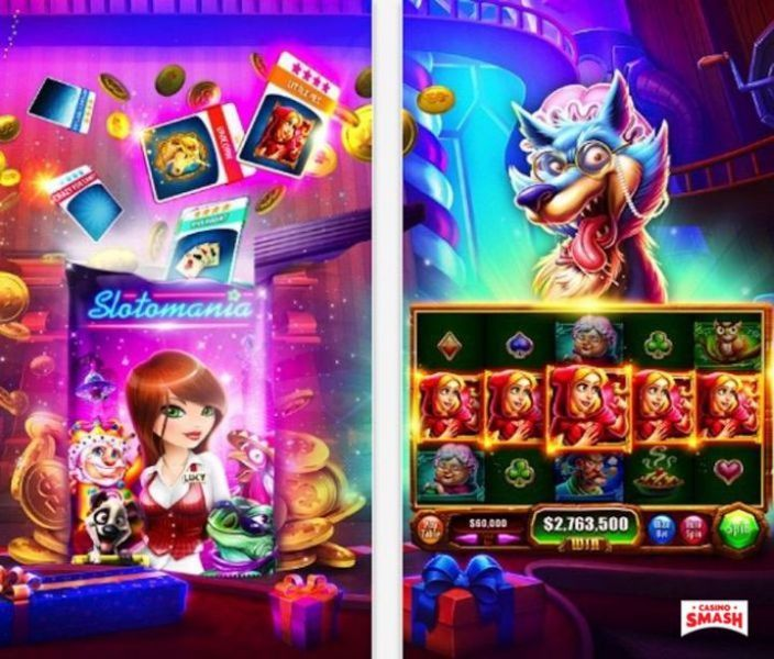 Slotomania Top Free Android Slot App 2019