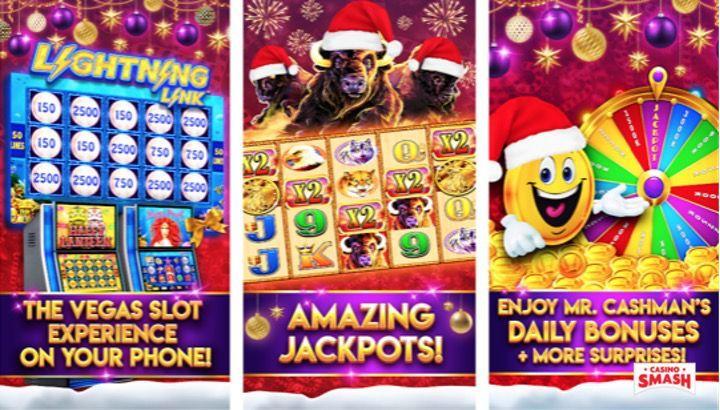Cashman Casino Android App
