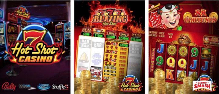 Hot Shots Casino Slots