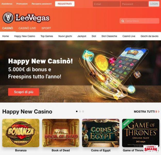 Netent Casino: LeoVegas