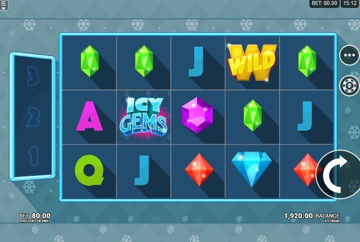 icy gems slot casino