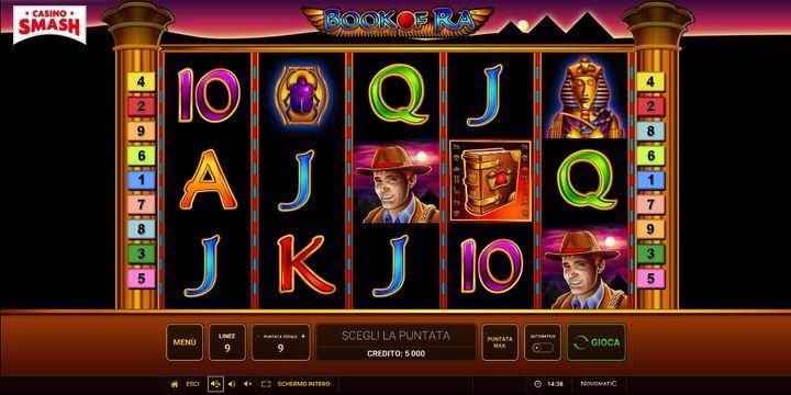 Book of Ra è la Slot Novoline più famosa al mondo