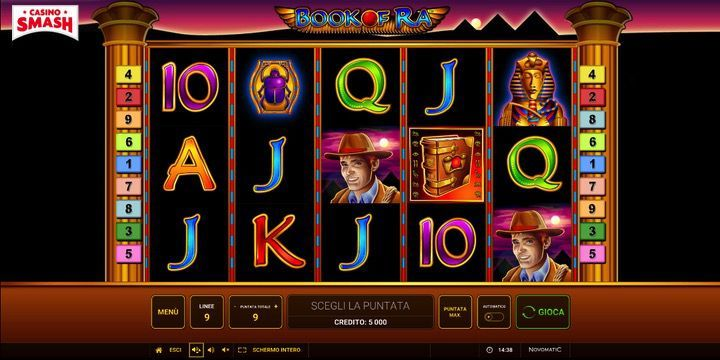 Slot Machine Novoline
