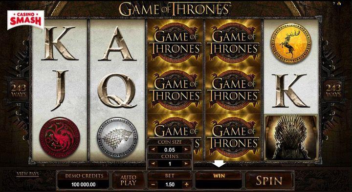 Ragazzi: il gioco VLT di Game of Thrones è bellissimo!