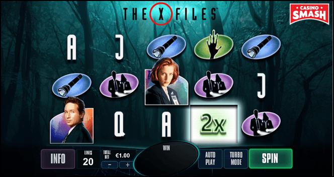 tv series slot: the x-files