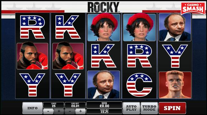tv film-inspired slot: rocky