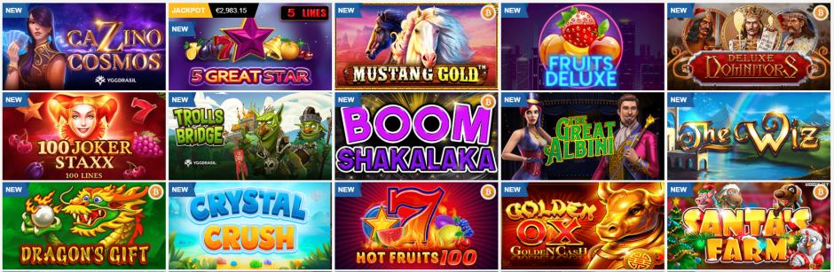 playamo casino slots bonus