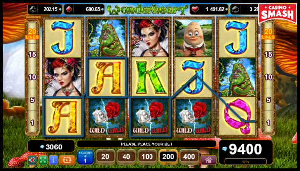 Free EGT Slots: Wonderheart