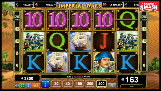 Free EGT Slots: Imperial Wars