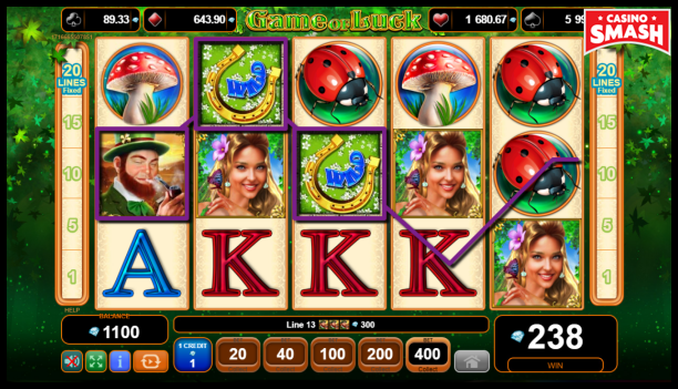 Free EGT Slots: Game of Luck