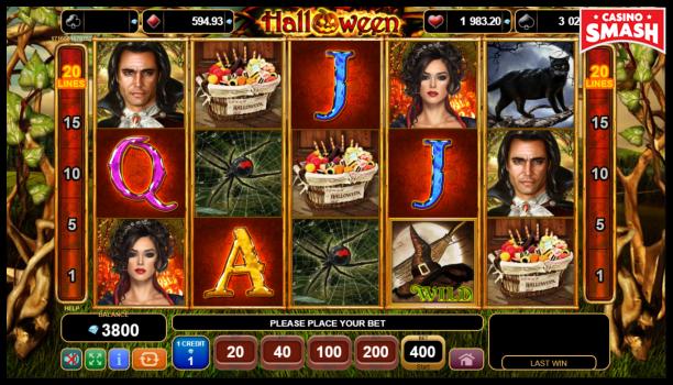 Free EGT Slots: Halloween