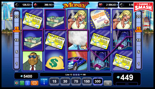 Free EGT Slots: Action Money