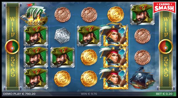 Pirate Slot Wild Seas