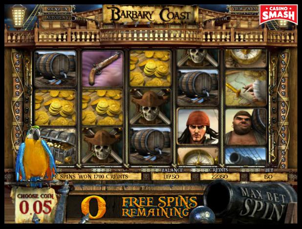 Pirate Slot Barbary Coast
