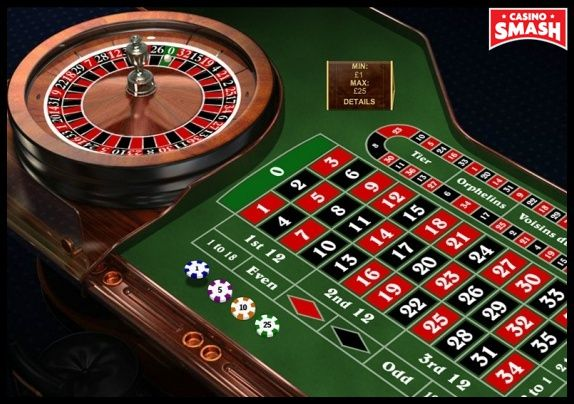 european roulette for Real Money