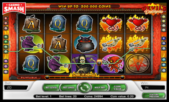 devil's delight slot game for real money