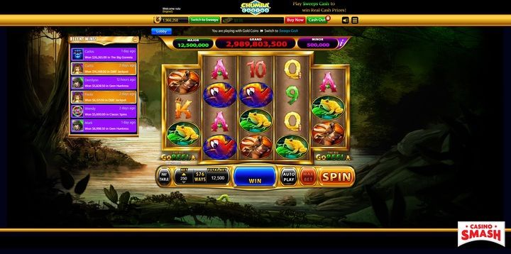 Chumba Casino tips and Tricks