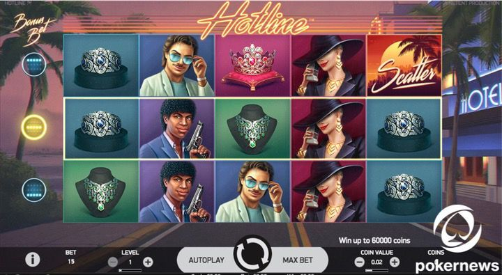 Hotline Slot Machine Gratis On Line