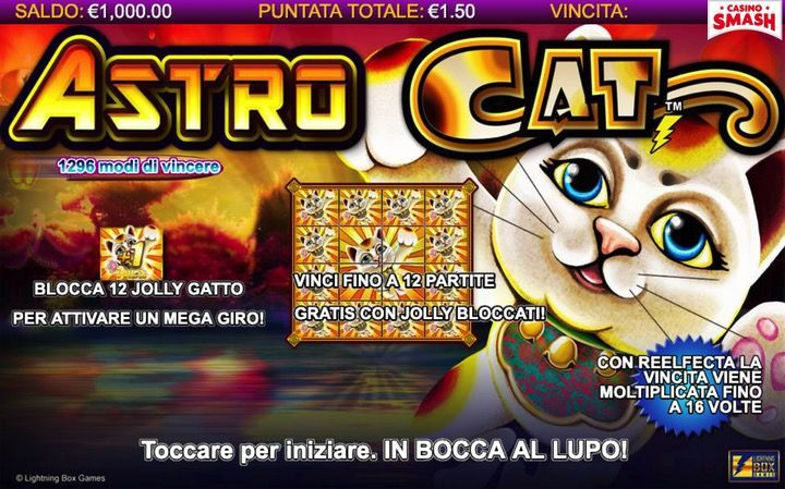 Astro Car Slot Machine gratis AAMS