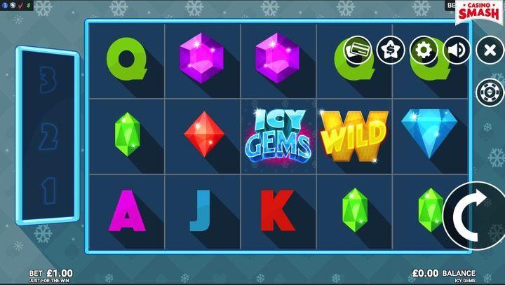 Icy Gems mobil spielautomaten neue
