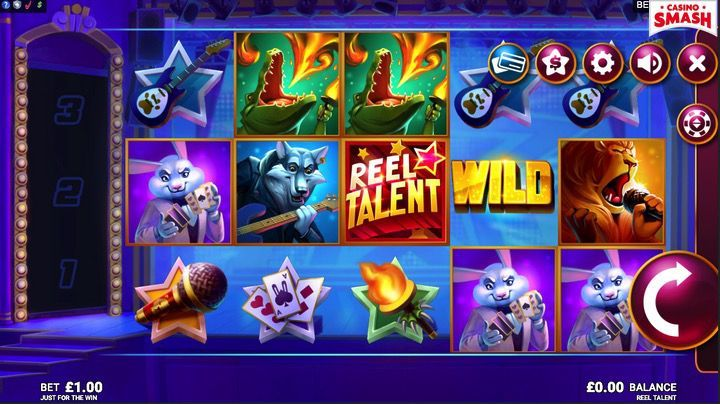 Reel Talent Neue Slot online