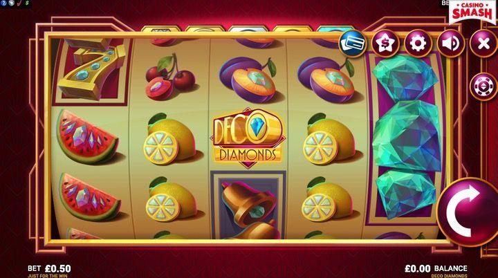 Deco Diamonds Slot Online
