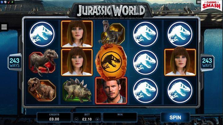 Jurassic World automatenspielen