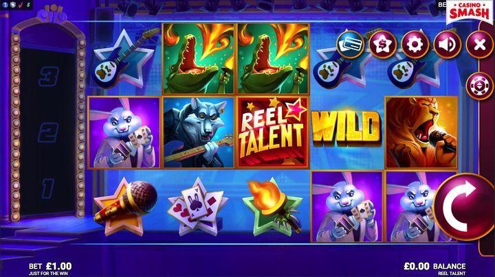 Reel Talent Slot Machine Gratis a soldi veri da giocare online