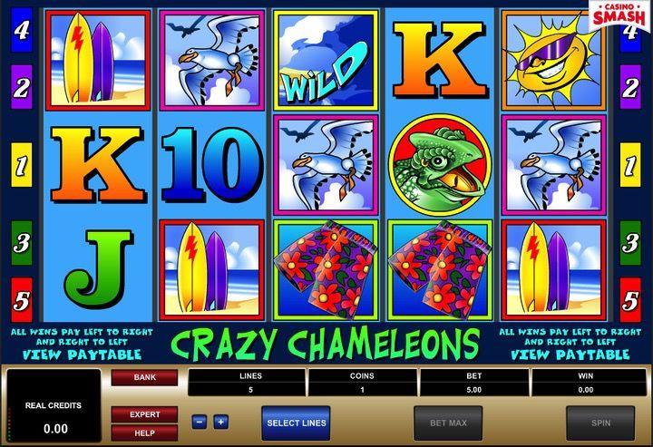 Il gioco dei Camaleonti online