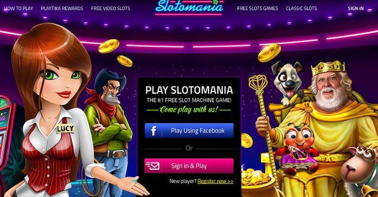 Scarica l'app di Slotomania