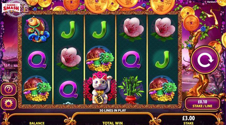 Best free Bally Slot Machine Games list: Lucky Tree