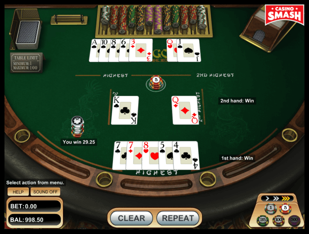 optimal pai-gow poker strategy: one pair