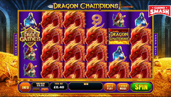 vincere soldi alla slot machine del drago
