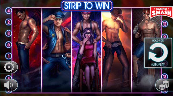 Slot Gratis senz ascaricare Strip to win
