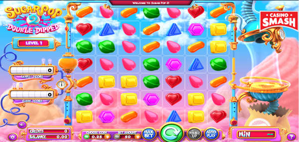 Slot machine di sugar pop 2 Gratis on line