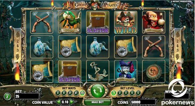 Slot dei pirati online