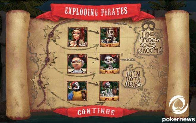Slot dei Pirati