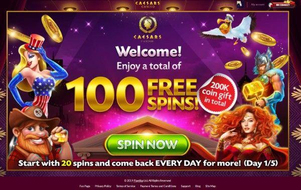 caesar's casino bonus