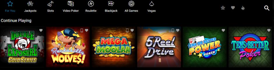 jackpotcity: continue playing