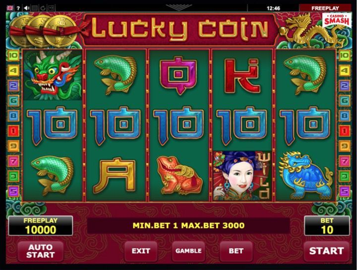 Spiele Lucky Coin - Video Slots Online
